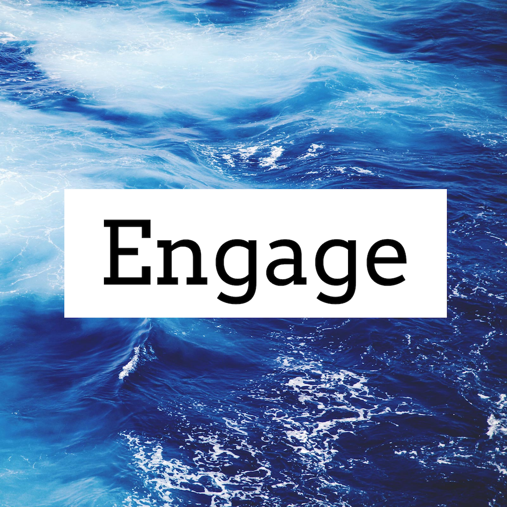 Engage is on the 3rd and 5th Sundays and focuses on God's Word